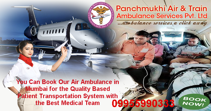 The Latest Announcement about the Services and Facilities of Panchmukhi Air Ambulance in Mumbai